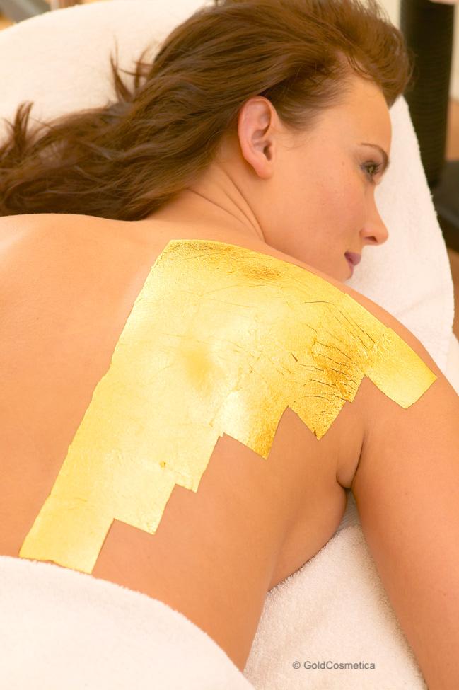 Gold Cosmetica Body Treatment